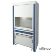 Шкаф вытяжной со встроенной стеклокерам. плитой ЛАБ-PRO ШВВП 120.92.245 (эпоксидный компаунд VITE)