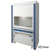Шкаф вытяжной со встроенной стеклокерам. плитой ЛАБ-PRO ШВВП 150.85.245 (эпоксидный компаунд VITE)