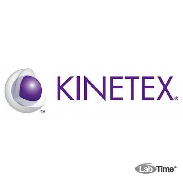 Колонка Kinetex 2.6 мкм, Phenyl-Hexyl, 100A, набор 3 колонки д/валидации, 100 x 4.6 мм