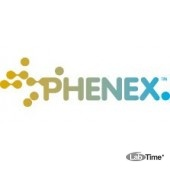 Шприцевой фильтр Phenex-NY 0.45 мкм, 25 мм, не стерильные, Luer/Slip, 100 шт/упак.