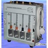 Аспиратор УП 1124 АС пневматический 4-х канальный (61 литр/мин)