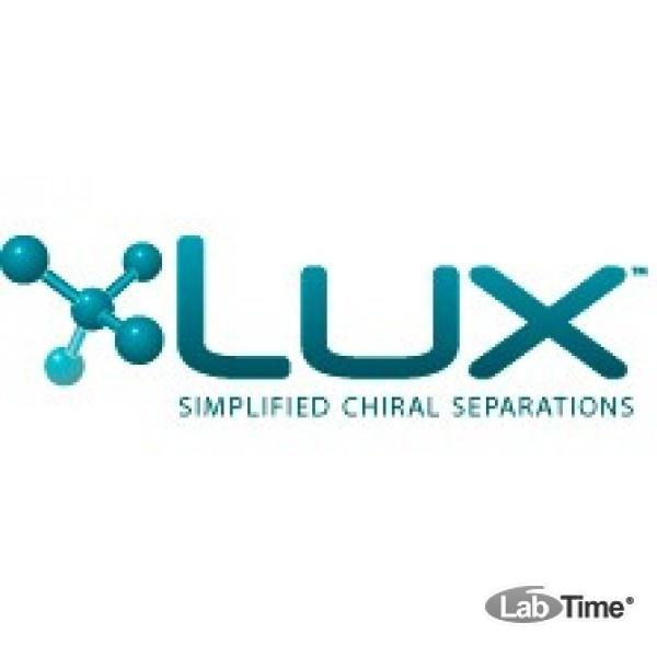 Колонка Lux 5 мкм, Cellulose-2, AXIA Packed, 100 x 21.2 мм