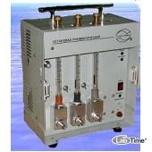 Аспиратор УП 112 АС пневматический 3-х канальный (7 литр/мин)