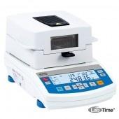 Анализатор влажности MAC 110/NH галогеновый (100г/1г/0,01%/160ᵒС), RADWAG