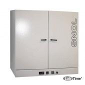 Шкаф SNOL 420/300 (420 л, 300 С, нерж. сталь, электрон. терморег, принуд.вент.), UMEGA