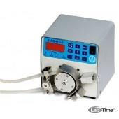 Насос перистальтический LOIP LS-301, расход (со стандартным шлангом) 0,06…25 л/час (1…420 мл/мин)