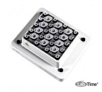Блок SC-18/02 для пробирок 20x0,2 мл+12x1,5 мл