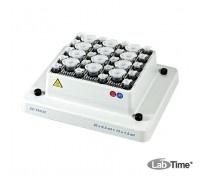 Блок SC-18/02С для пробирок 20x0,2 мл+12x1,5 мл