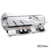 Шейкер-инкубатор Titramax (в компл. Titramax 1000,нагревательный модуль,инкубаторный бокс),Heidolph