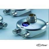 Горелка газовая Phoenix II standart, дисплей, выбор языка, поджиг от сенсора и педали