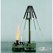 Карусель Flammy R для непрерывной стерилизации микроб. петель (5 мест) в пламени горелки