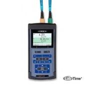 pH-метр/кондуктометр/солемер портативный MultiLine 3420 двухканальный (без датчиков), WTW