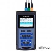 pH-метр/кондуктометр/солемер портативный MultiLine 3430 трехканальный (без датчиков), WTW