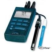 pH-метр/кондуктометр портативный pH/Cond 340i set 2, WTW