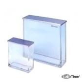 Камера для ТСХ, для пластин 20х20см с плоским дном, стекл.крышка, Camag
