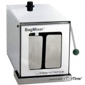 Блендер лопаточный Bagmixer 400W (стеклянная дверь), Interscience