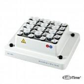Блок SC-18С для пробирок 20x0,5 мл+12x1,5 мл