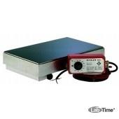 Плита нагревательная CERAN 500 Тип 44 SR,выносной регулятор,стеклокерам.,580x430мм,500гр,Gestigkeit