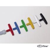 5331-0020 Рукоятки ViscoSampler – синие, зеленые, желтые, белые и черные
