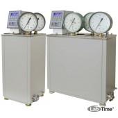 Термостат ВТ-Р-03 (+20…+100 °С) для определения давления насыщенных паров нефтепродуктов с помощью бомб Рейда