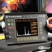 Дефектоскоп USN 60 универсальный с цветным VGA дисплеем