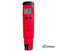 HI 98128 рНер 5 рН-метр/термометр карманный влагонепроницаемый (pH/T)