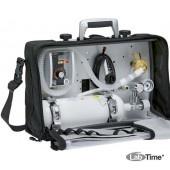 Набор для оказания первой помощи LIFE-BASE III с защитной сумкой, прикроватная держателем и модулем