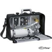 Набор для оказания первой помощи LIFE-BASE III с защитной сумкой, прикроватная держателем, с модулем