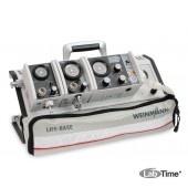 Набор для оказания первой помощи LIFE-BASE Mini II с съемник модулем MEDUMAT Standard и модулем Oxyg