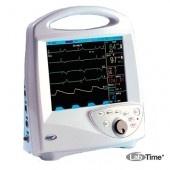 Монитор реанимационно-хирургический ЮМ-300Т ЧСС, ЭКГ, ЧД, Sр02, АД (неинваз