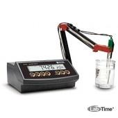 HI 2211-02 рН-метр/милливольтметр/термометр (pH/mV/T)