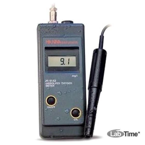 HI 9142 Оксиметр (кислородомер) влагонепроницаемый портативный