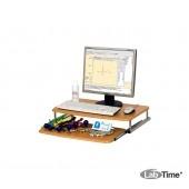 Миниатюрный электрокардиограф с программой контурного анализа ЭКГ 12-канальный Поли-Спектр+(8/Е)